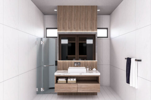 16 HAVEN Bathroom (Lighter tone)