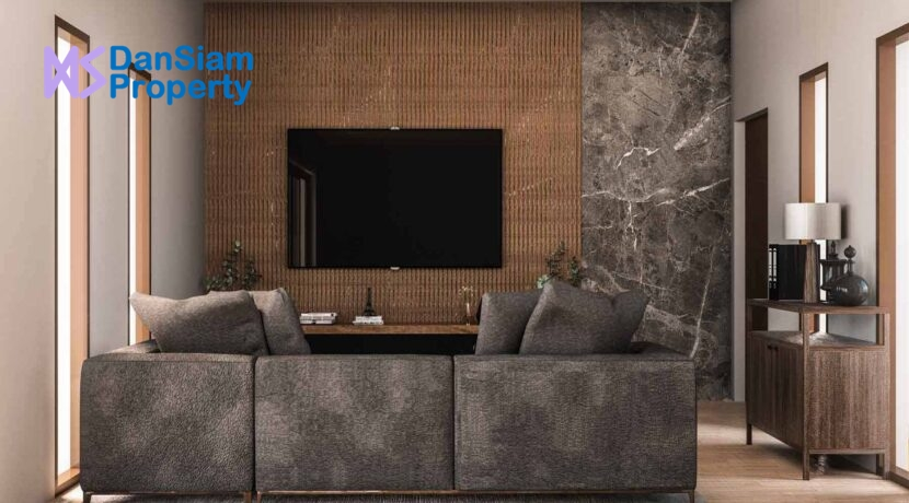21 SANCTUARY Living room