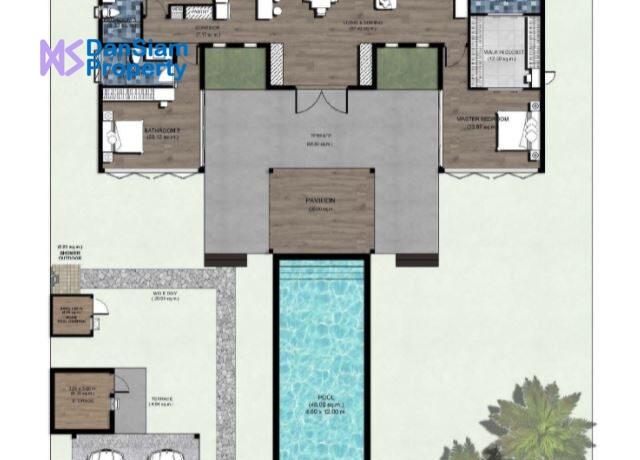30C SANCTUARY Floorplan