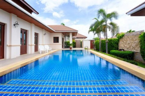 01 Balinese Pool Villa