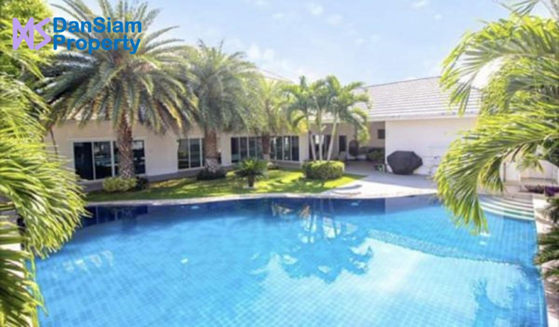 Large 4-Bedroom Pool Villa in Hua Hin at The Lees1