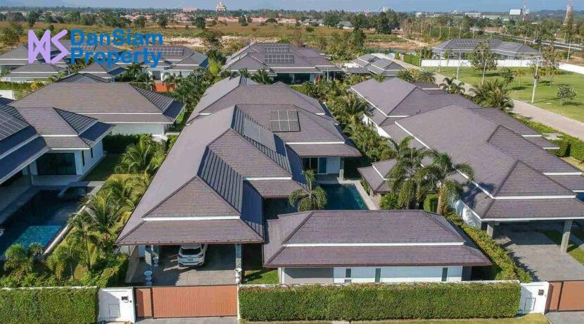 01A High standard pool villa