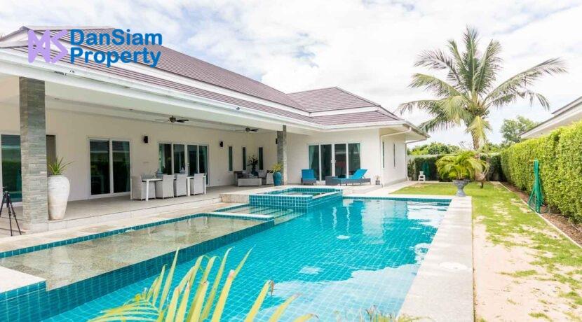 02A High standard pool villa
