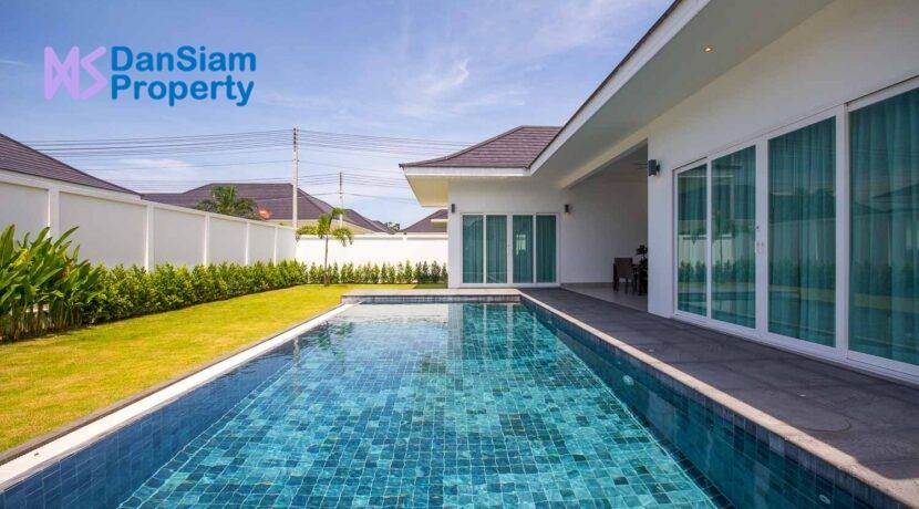 03A Large 40 sqm pool