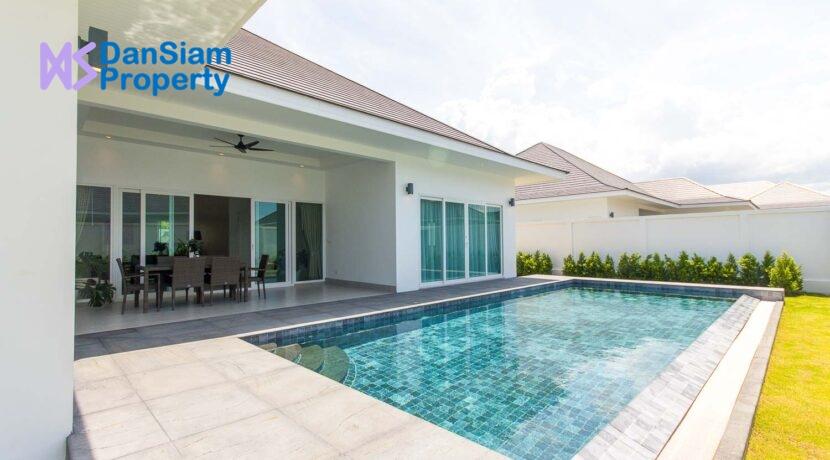 03B Large 40 sqm pool
