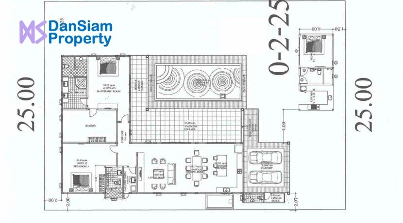 81 Villa Floorplan