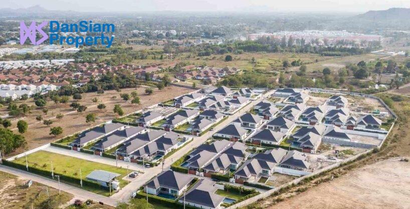 Luxury Pool Villa in Hua Hin at New Development (#20)