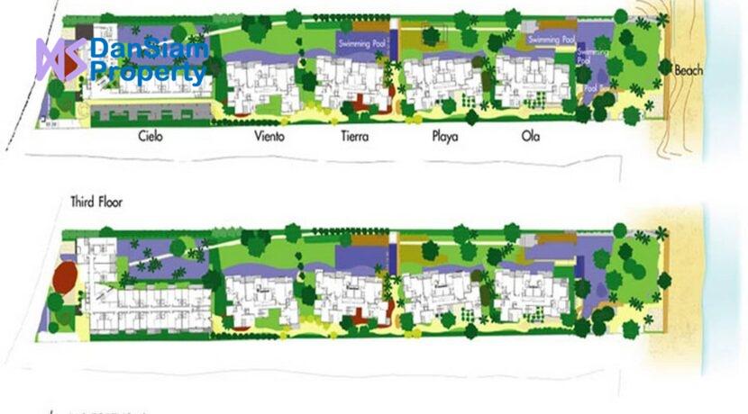 91 Las Tortugas masterplan