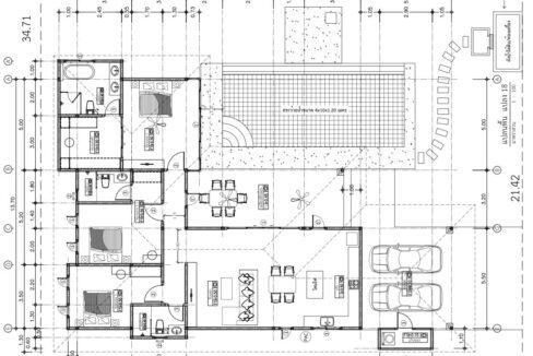 91 Villa Floorplan