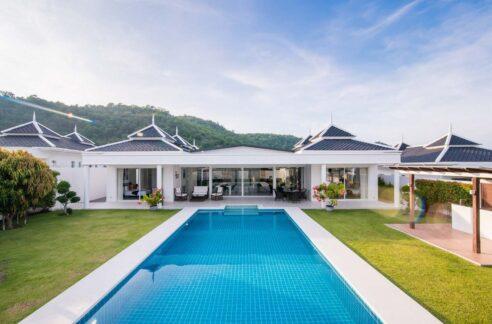01 Exceptional Pool Villa