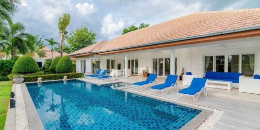Luxury 3-Bed Pool Villa in Hua Hin at Orchid Palm Homes5