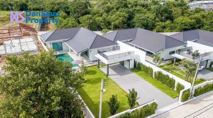 01 Modern Luxury Pool Villa