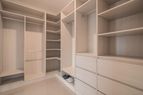 31 Master bedroom walk in closet