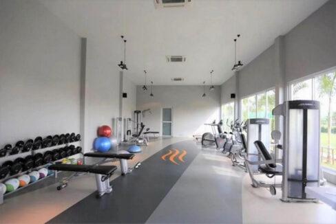 82 BIP Fitness room