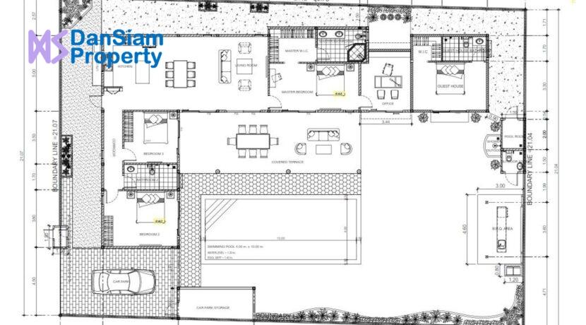 90 FAH Type LC Floorplan