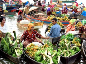 Cikada Floating Market