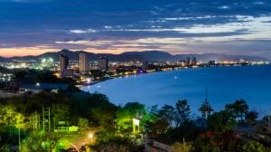 Hua Hin cityscape
