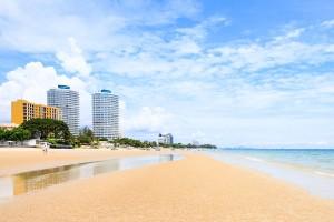 Cha-Am beachfront