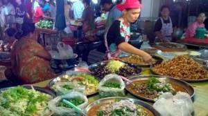 Cha-Am Market